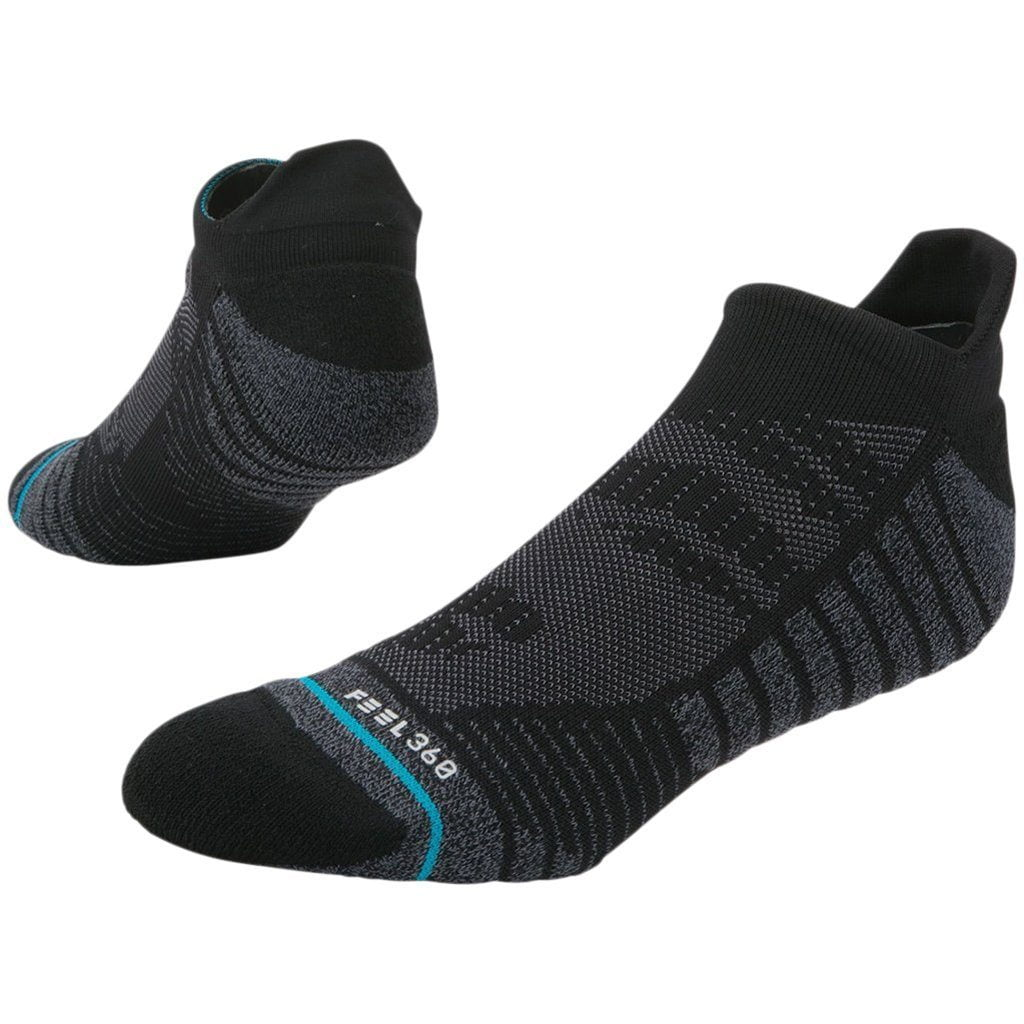 Socks - Stance Training Uncommon Solids Tab Black