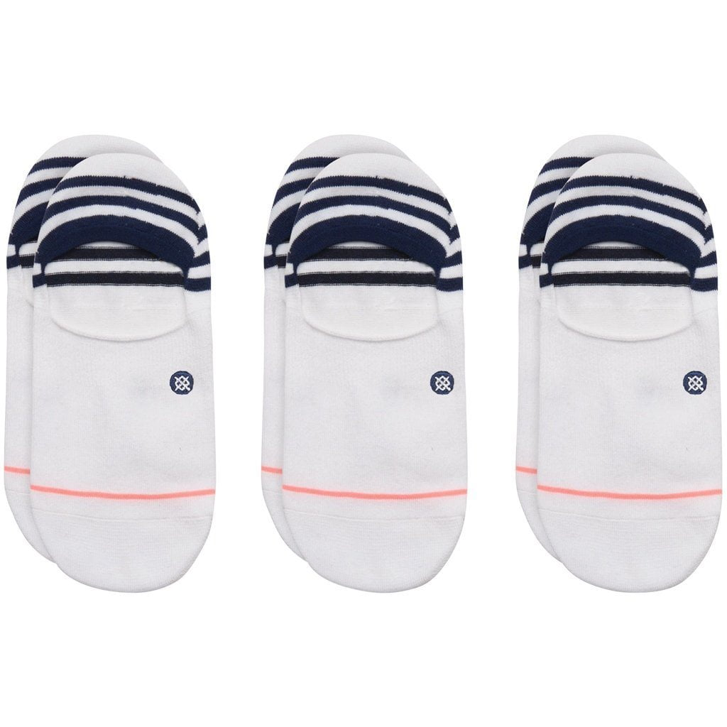 Socks - Stance Uncommon 3 Pack White