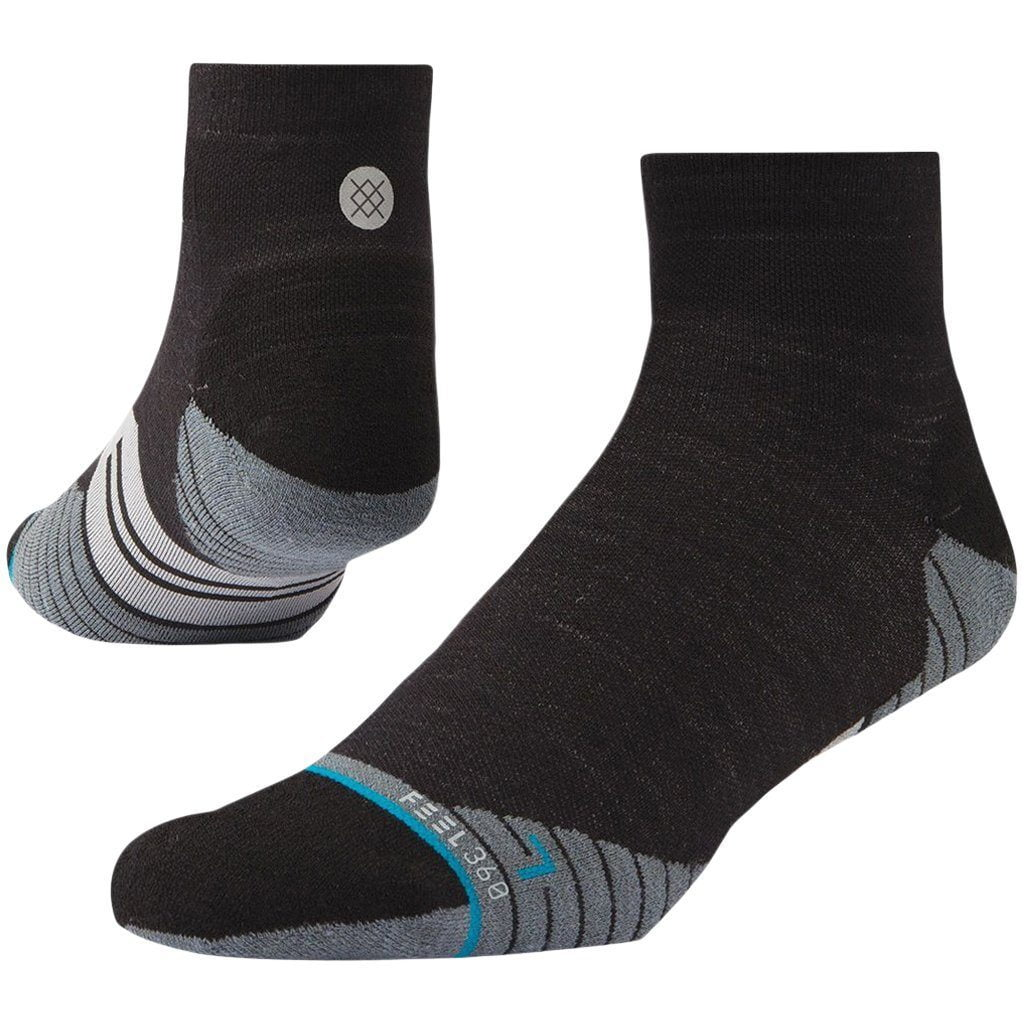 Socks - Stance Uncommon Solids Wool Qtr