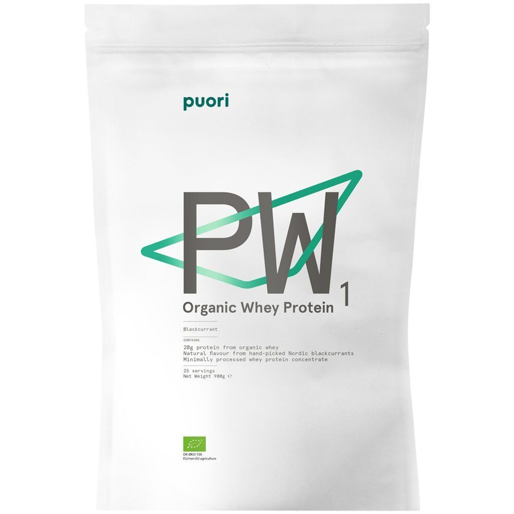Supplement - Puori PW1 Whey Blackcurrant