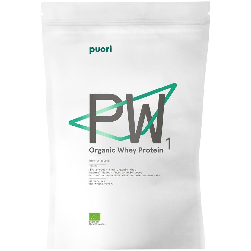 Supplement - Puori PW1 Whey Dark Chocolate