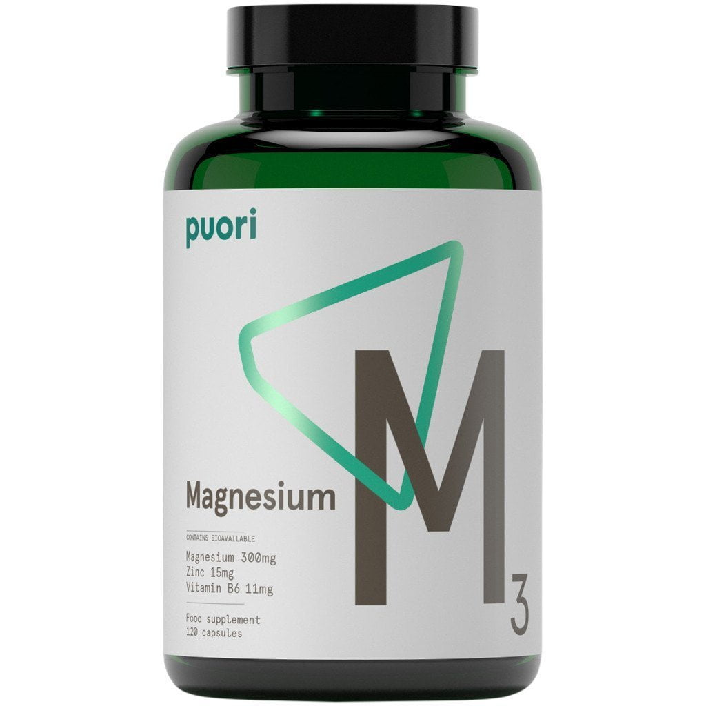 Supplements - Puori M3 120 Capsules