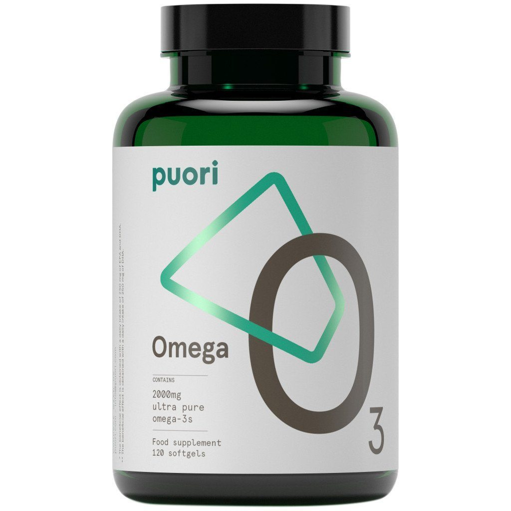 Supplements - Puori O3 120 Capsules