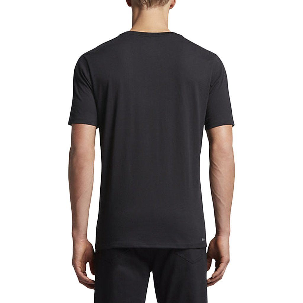 T-Shirts & Vests - Hurley Circle Icon Dri-Fit Black
