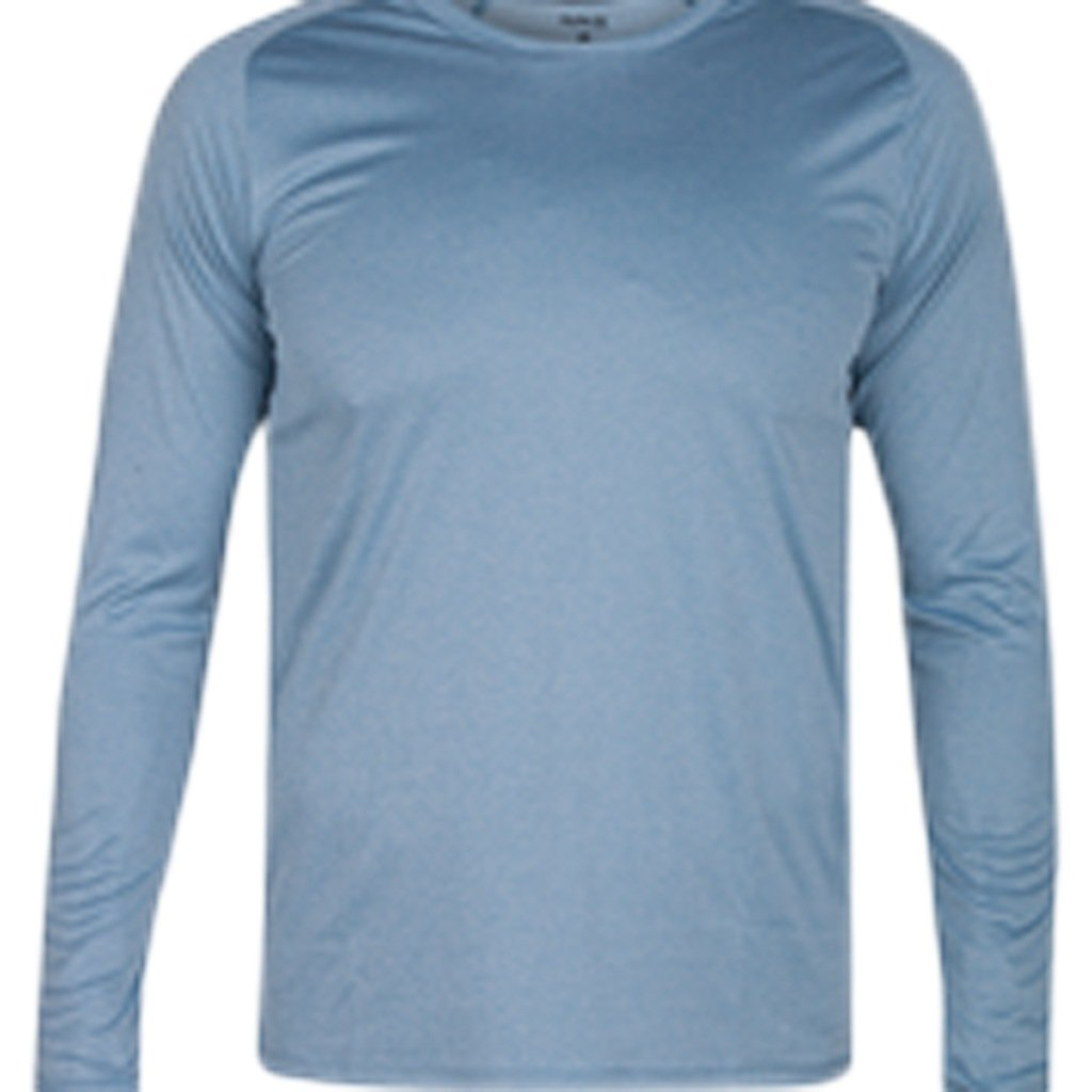 T-Shirts & Vests - Hurley Icon Quick Dry Tee Long Sleeve Aqua