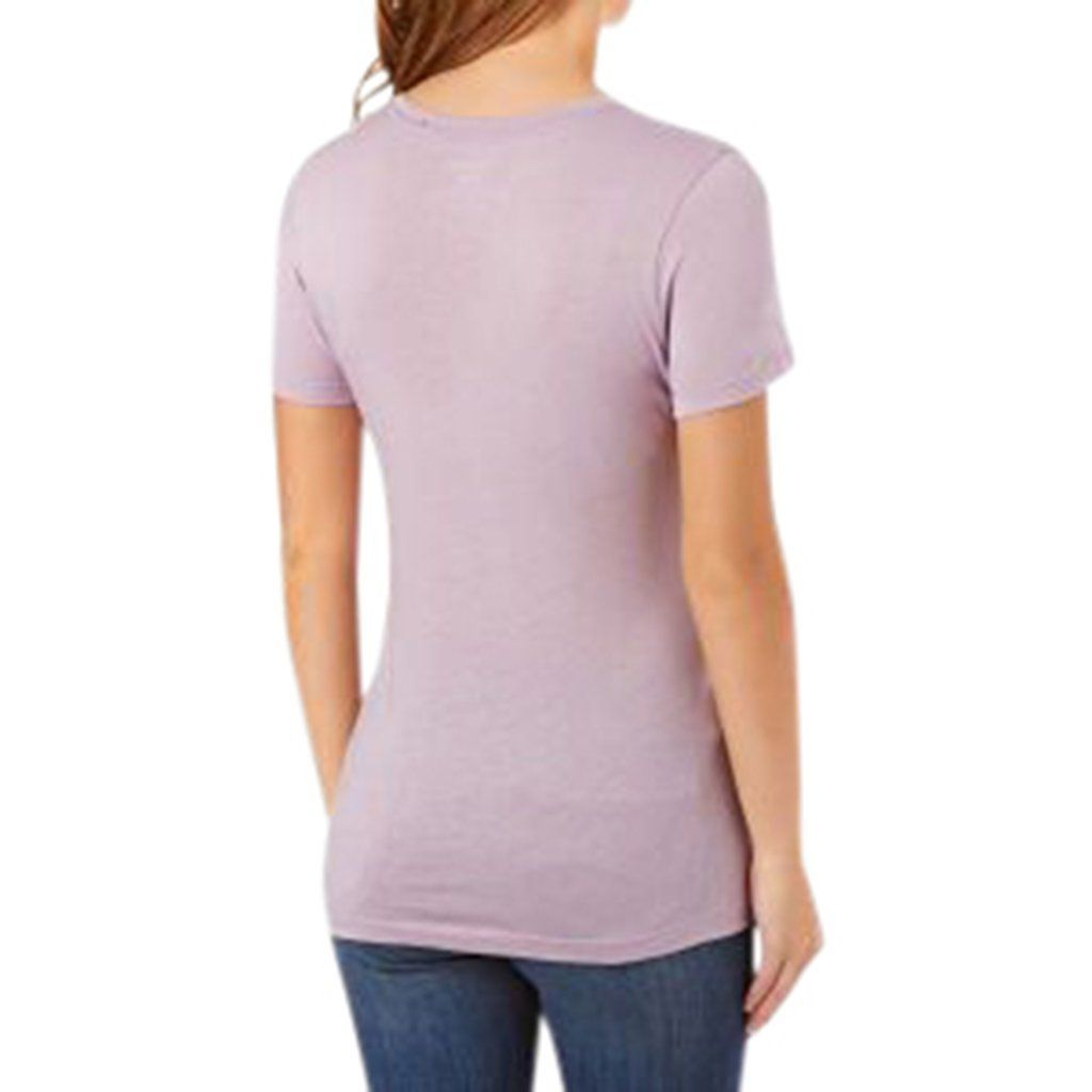 T-Shirts & Vests - Hurley One & Only Perfect Crew T-Shirt Plum Frog