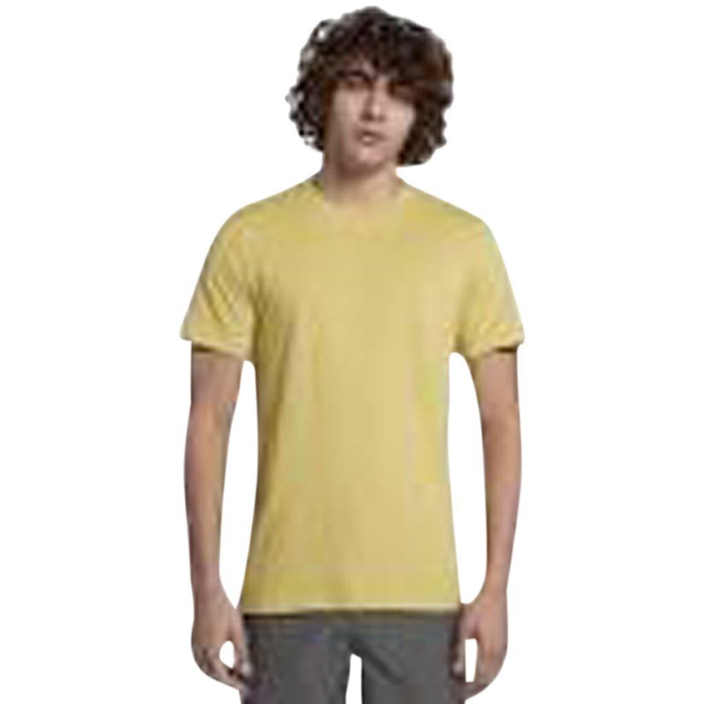 T-Shirts & Vests - Hurley Staple Dri-Fit Short Sleeved Buff Gold