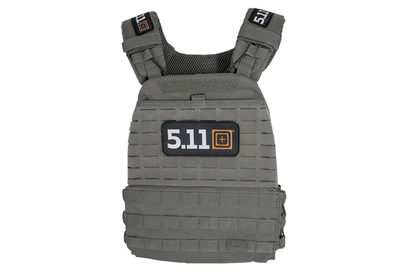 5.11 Tactec Plate Carrier Weighted Vest - CrossFit Games Edition Storm