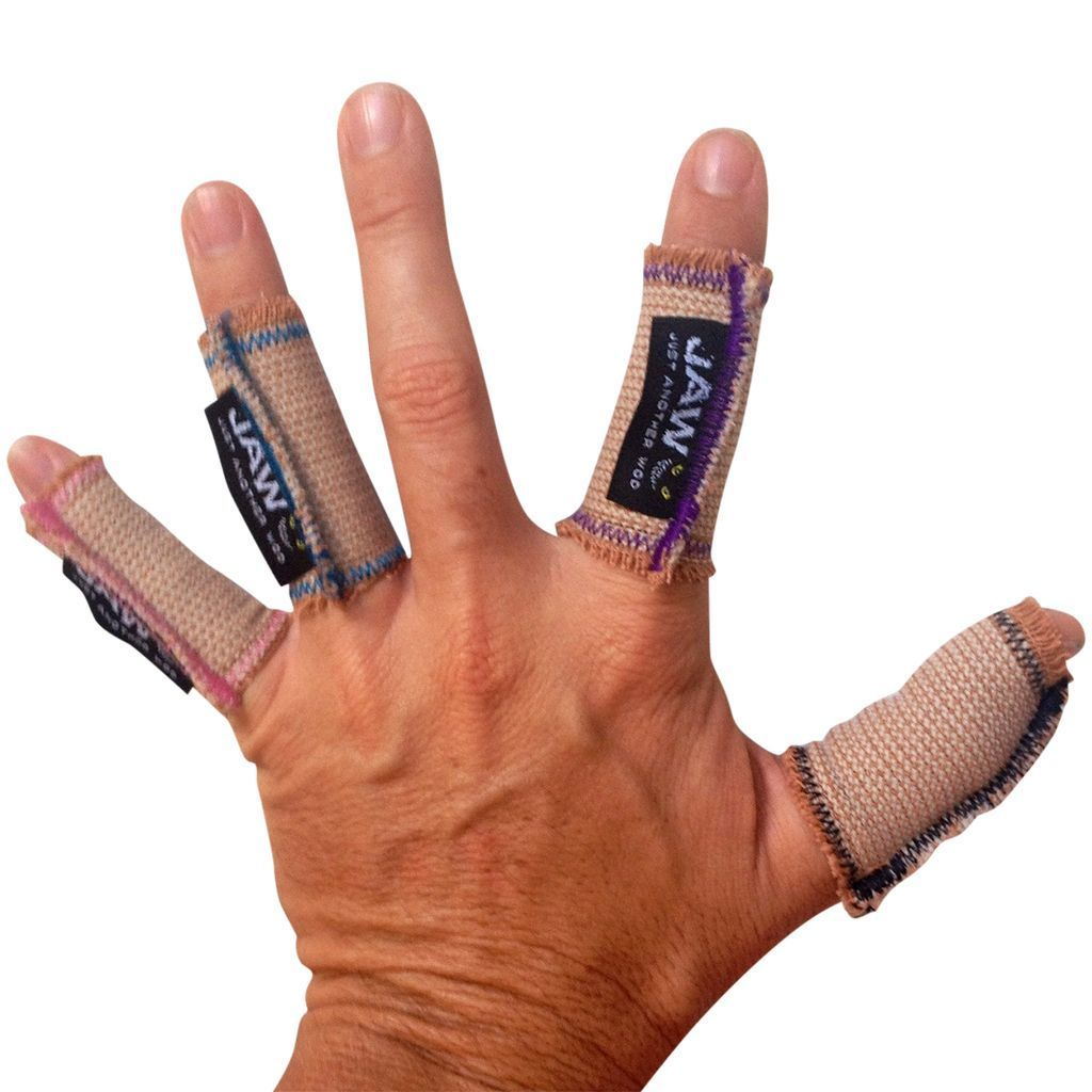 Tape, Wraps & Support - JAW Finger Sleeves