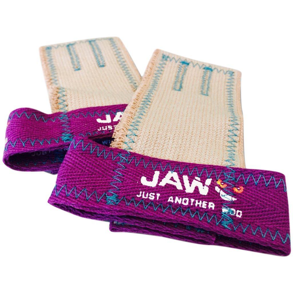Tape, Wraps & Support - JAW Pullup Grips Purple
