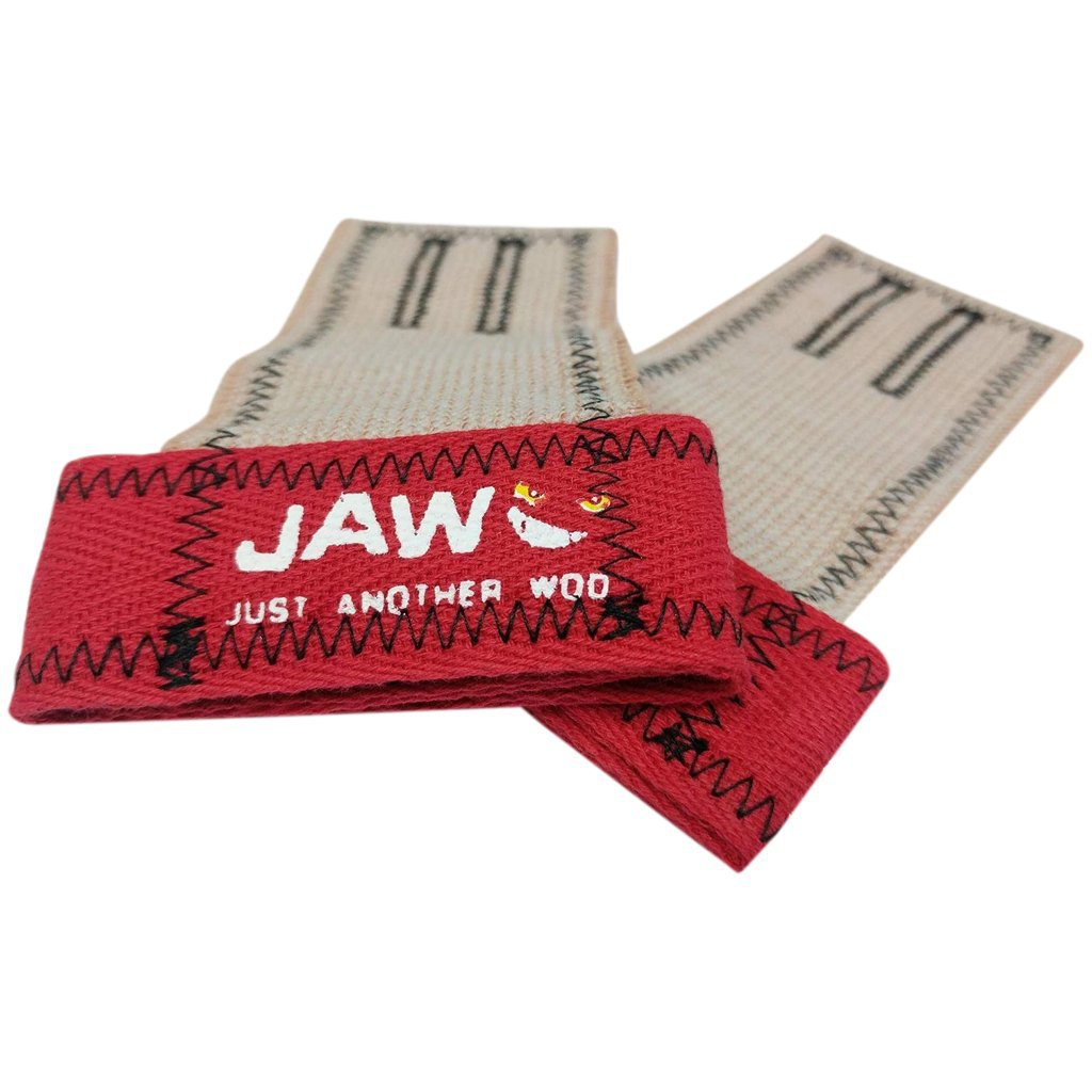 Tape, Wraps & Support - JAW Pullup Grips Red