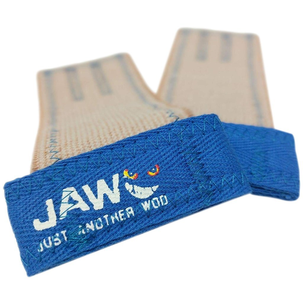 Tape, Wraps & Support - JAW Pullup Grips Royal Blue