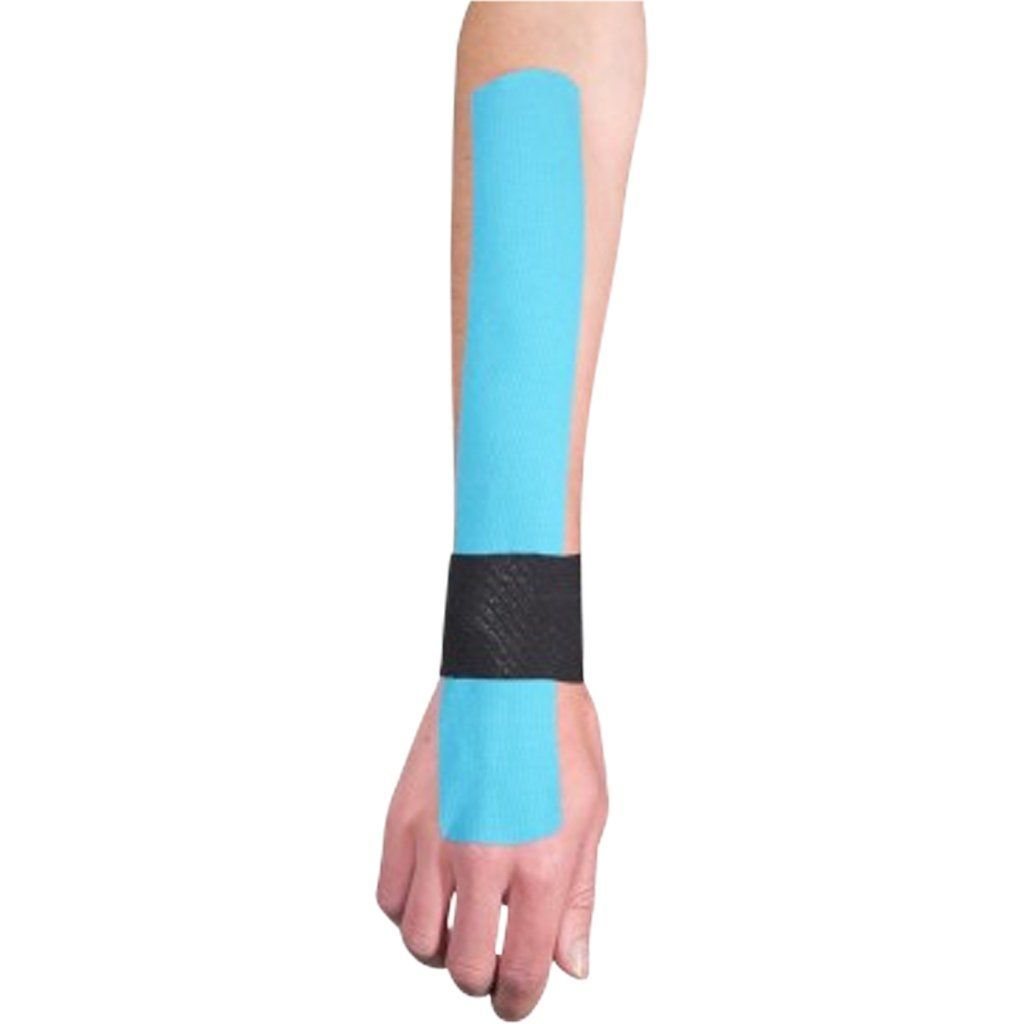 Tape, Wraps & Support - More Mile Pre-Cut Wrist Support Kinesiology Tape
