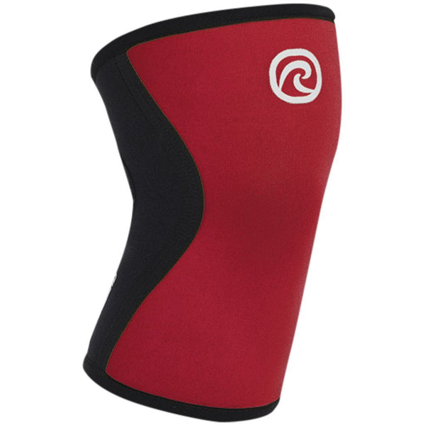 Tape, Wraps & Support - Rehband Core Line Rich Froning RX Knee Sleeve 5mm Red