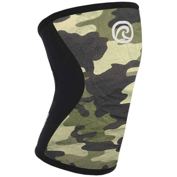 Tape, Wraps & Support - Rehband Core Line RX Knee Sleeve 5mm Camo