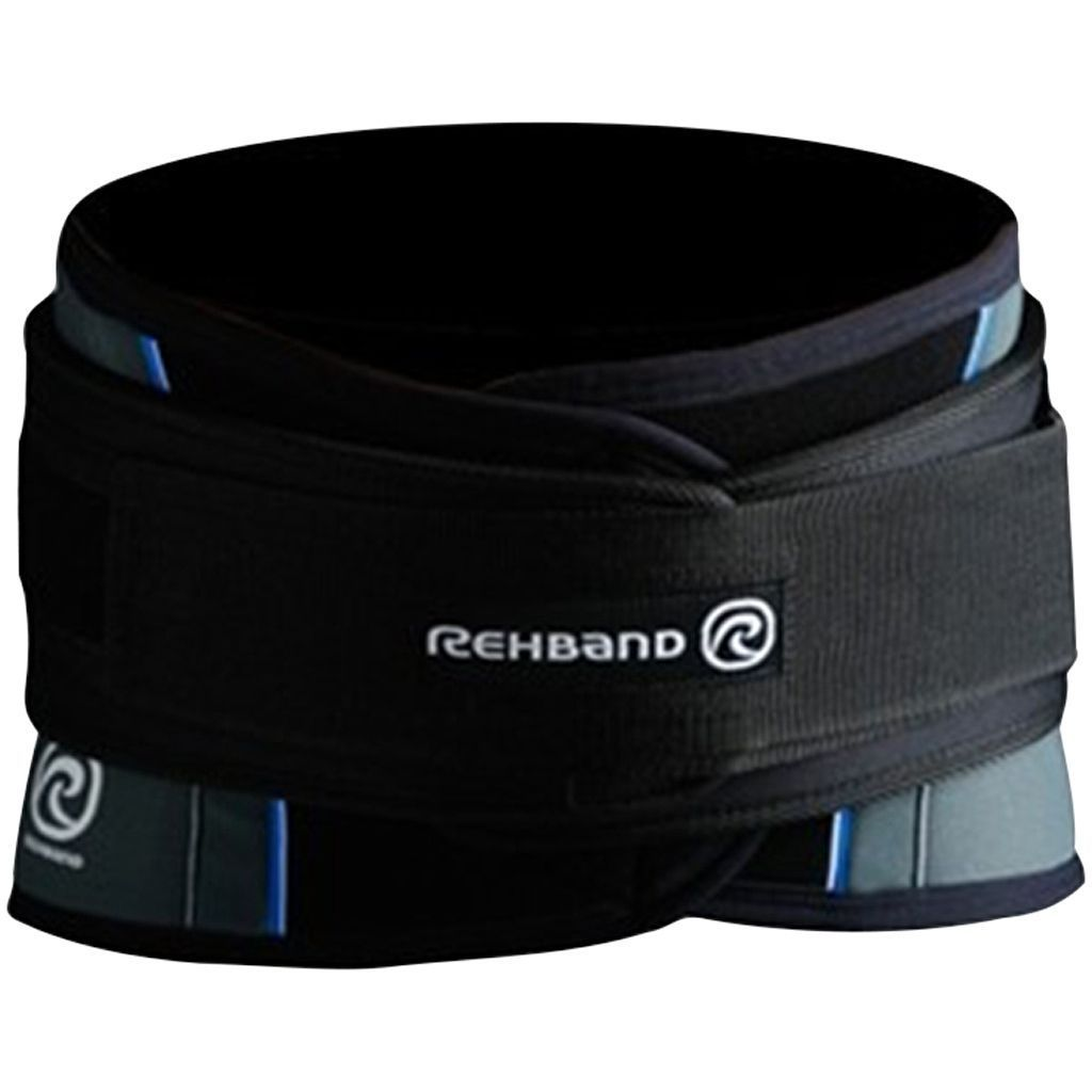 Tape, Wraps & Support - Rehband Power Line Heavy Lifting Back Support