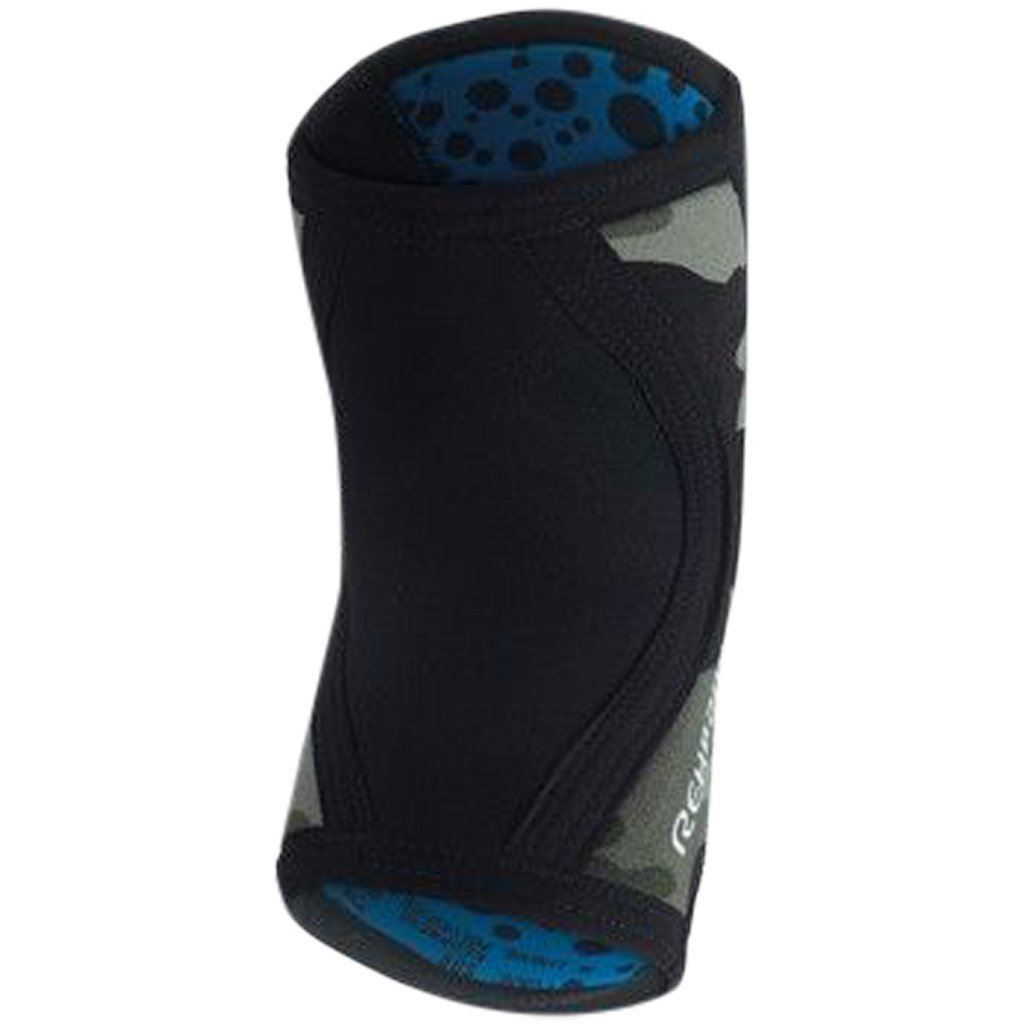 Tape, Wraps & Support - Rehband RX Elbow Sleeve 5mm Black / Camo