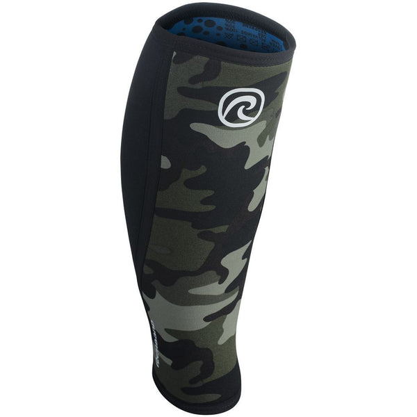 Tape, Wraps & Support - Rehband RX Shin / Calf Support Camo