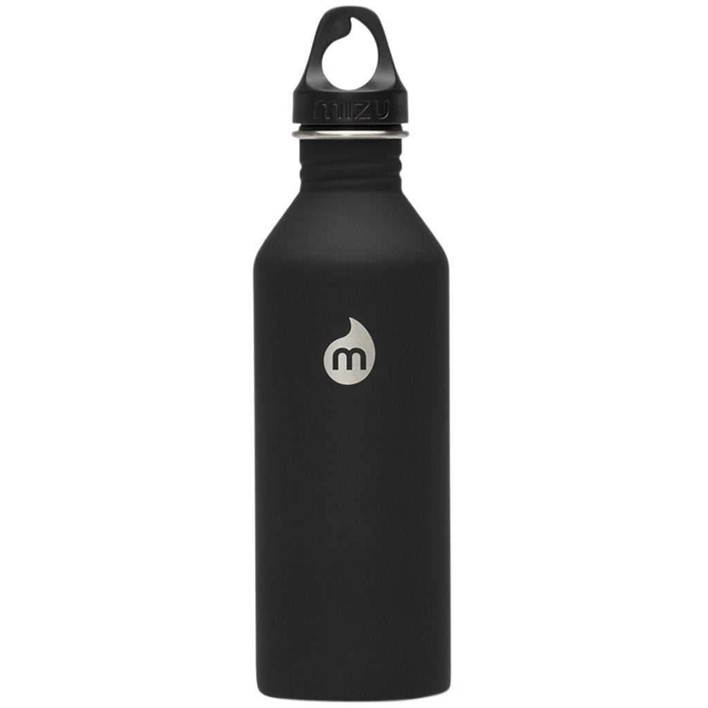 Water Bottle - Mizu M8 Black