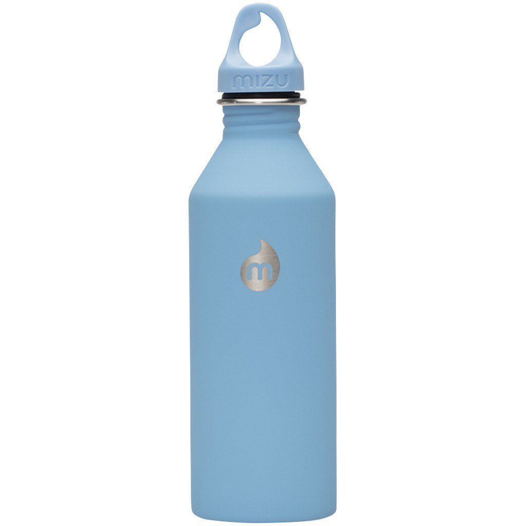 Water Bottle - Mizu M8 Light Blue