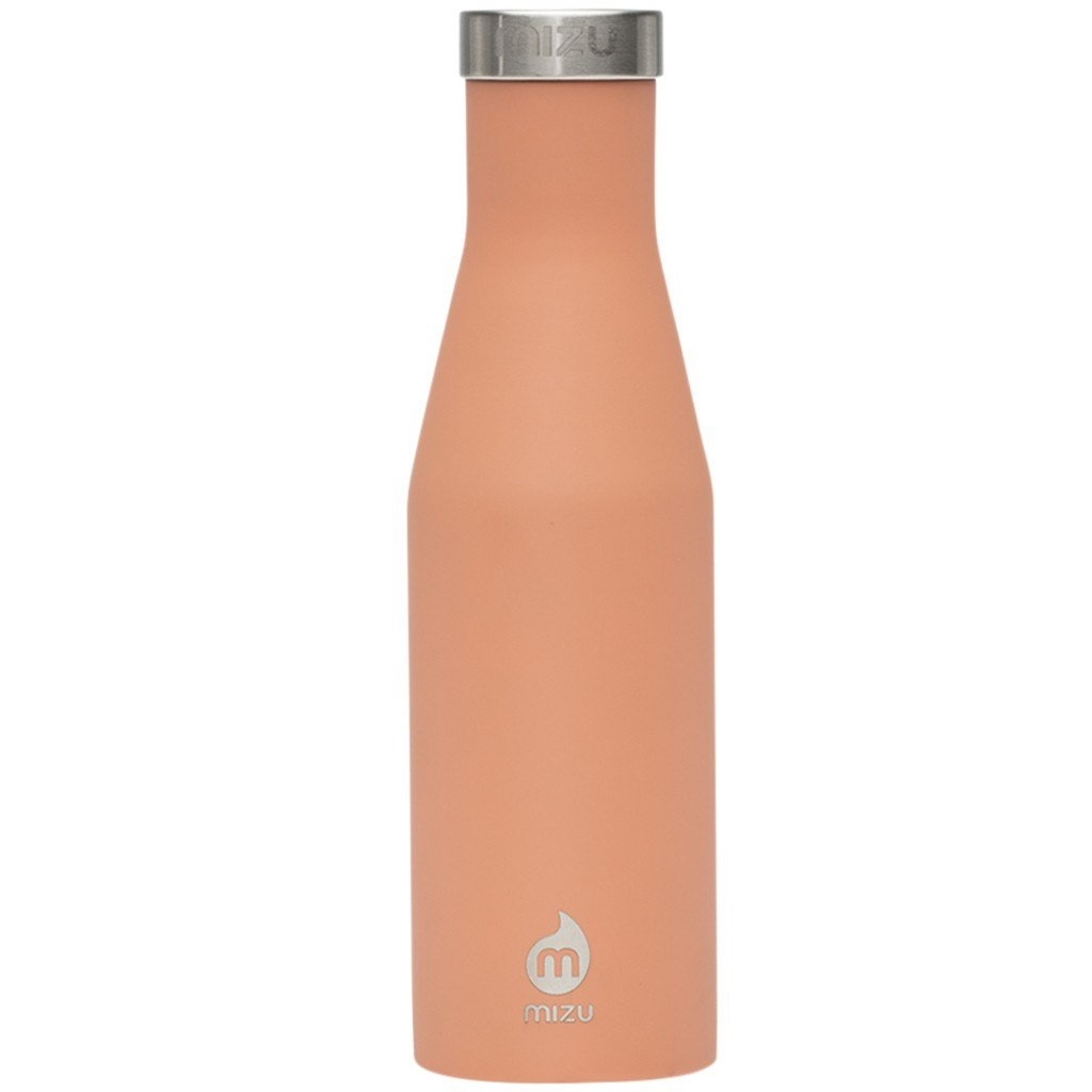 Water Bottle - Mizu S4  Peach