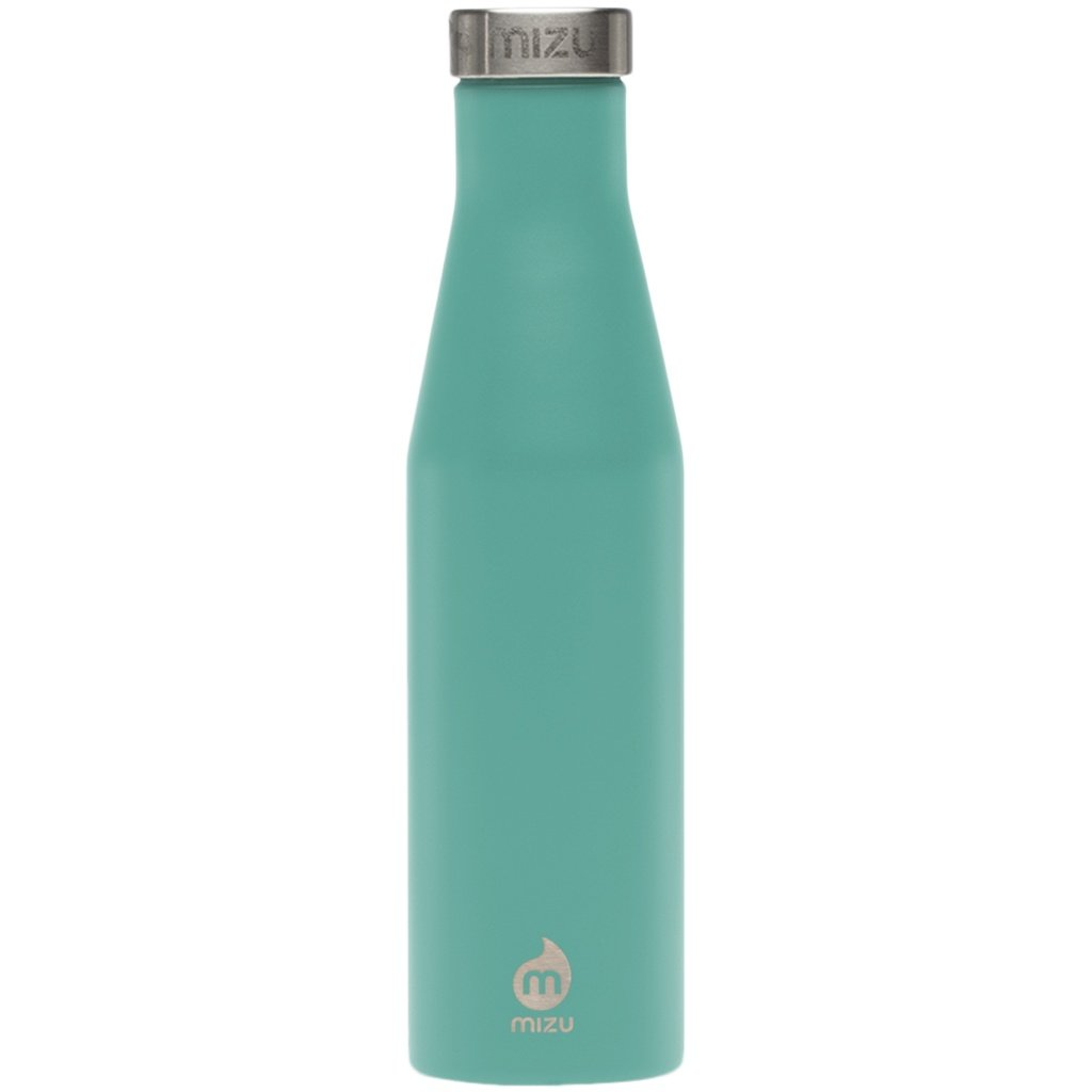 Water Bottle - MIZU S6 - Enduro Spearmint EL W Stainless Steel Cap