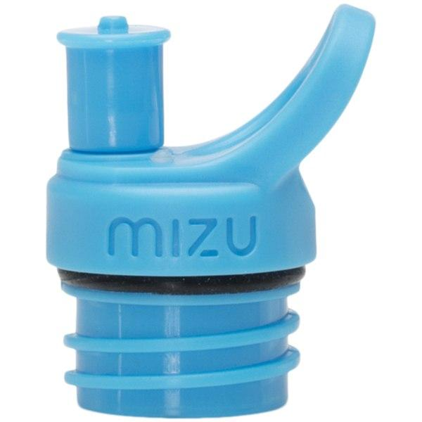 Water Bottle - Mizu Sports Cap Mizu Blue (Aqua)
