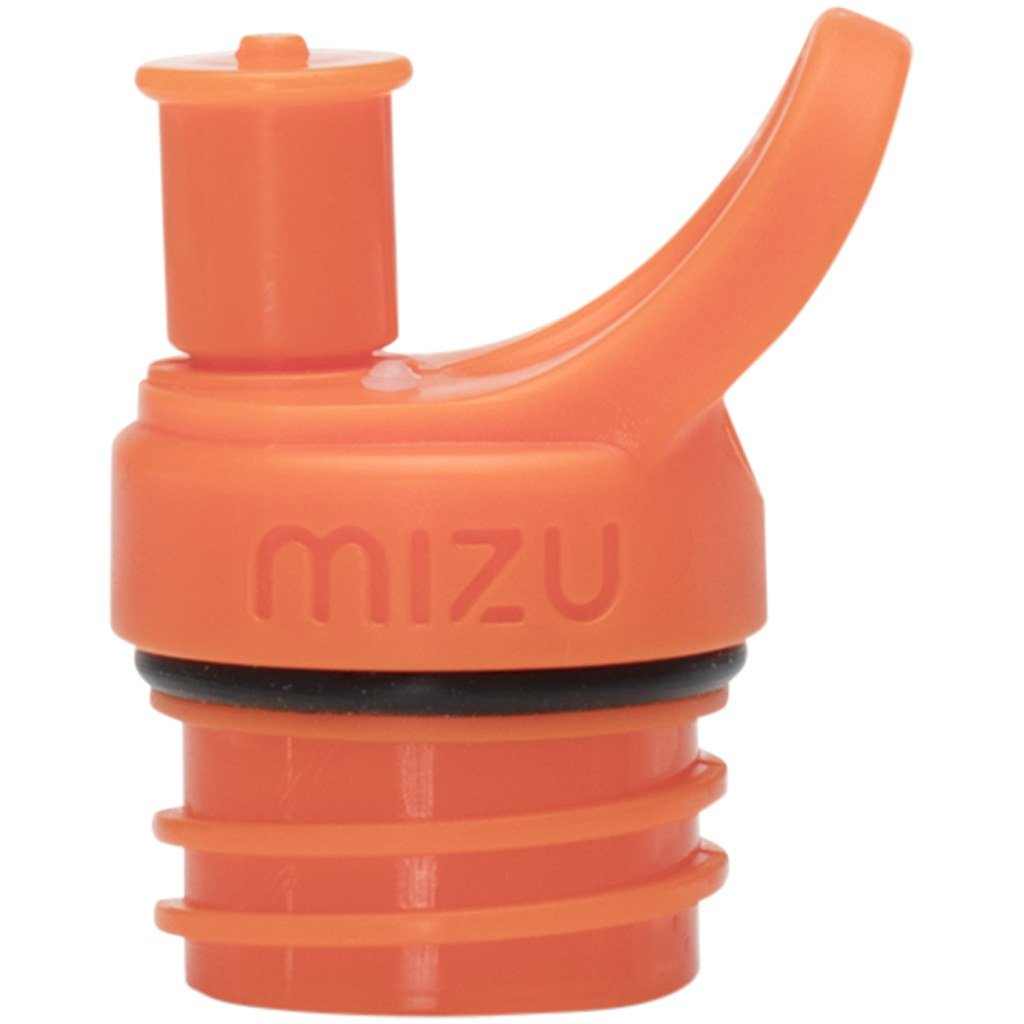 Water Bottle - Mizu Sports Cap Orange