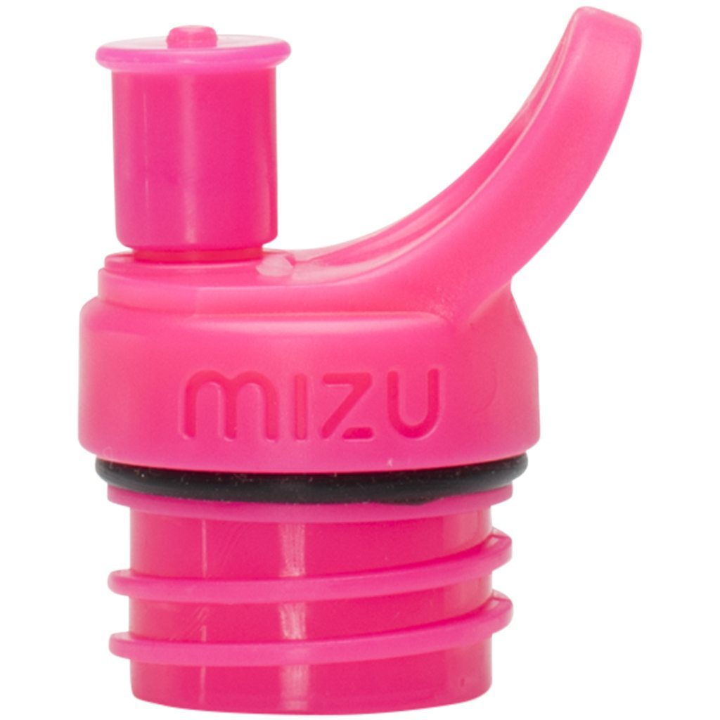 Water Bottle - Mizu Sports Cap Pink