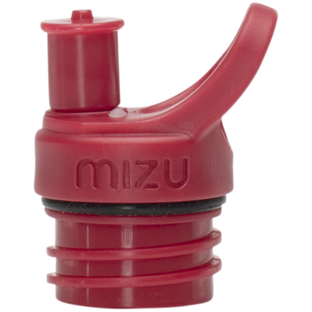 Water Bottle - Mizu Sports Cap Red