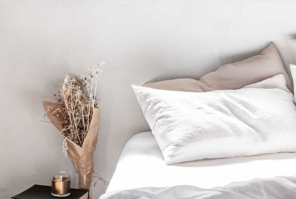 The best quality linen has the Masters of Linen and Belgian Linen trademarks for ultimate quality linen