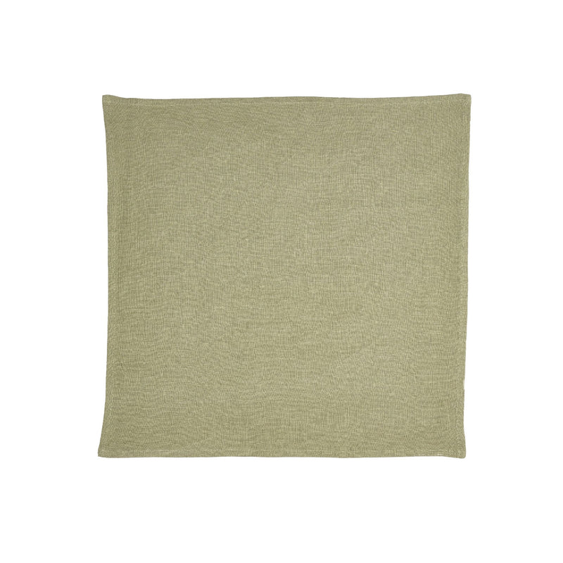 Pure Linen Tea Towels Khaki Sage Green Belgian Linen Tea Towels Australia