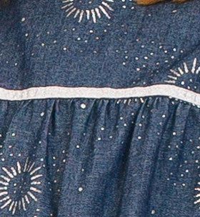 Sparkly Cosmic Dress