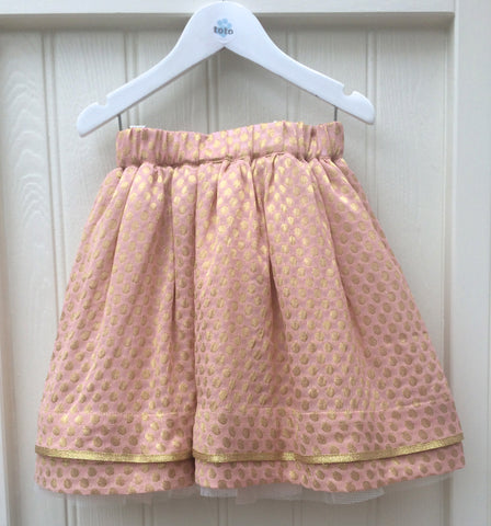 Dreamy Dot Skirt