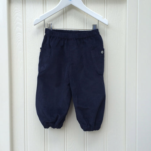 Navy Blue Bloomers