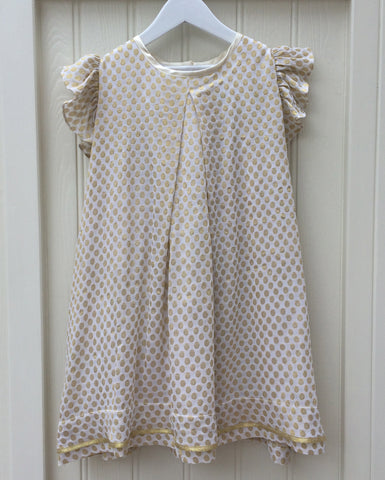 Dreamy Dot Party Dress