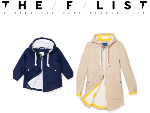 Living the Fashionable Life: The F-List - April 2015