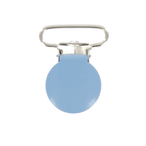 Pince bretelle bleu 25mm