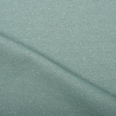 Bord côte Dusty Mint lurex Silver