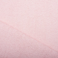 Eponge bouclette rose blush