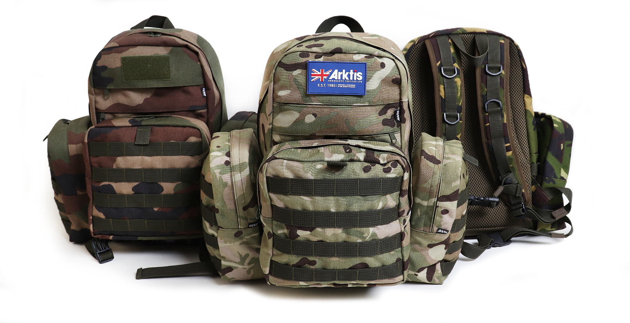 New - Modular H210 Assault Pack