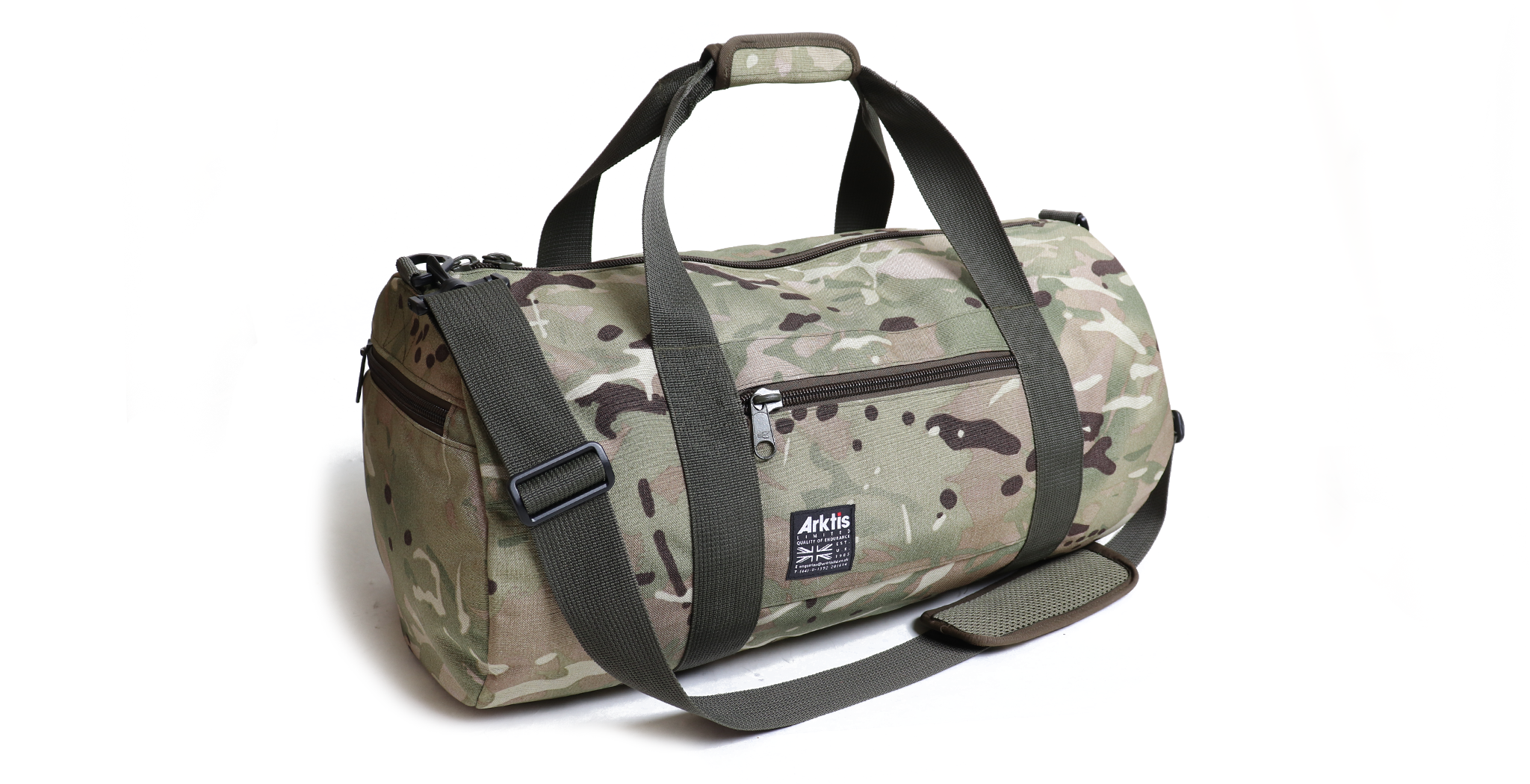 New - T114 45L Barrel Bag