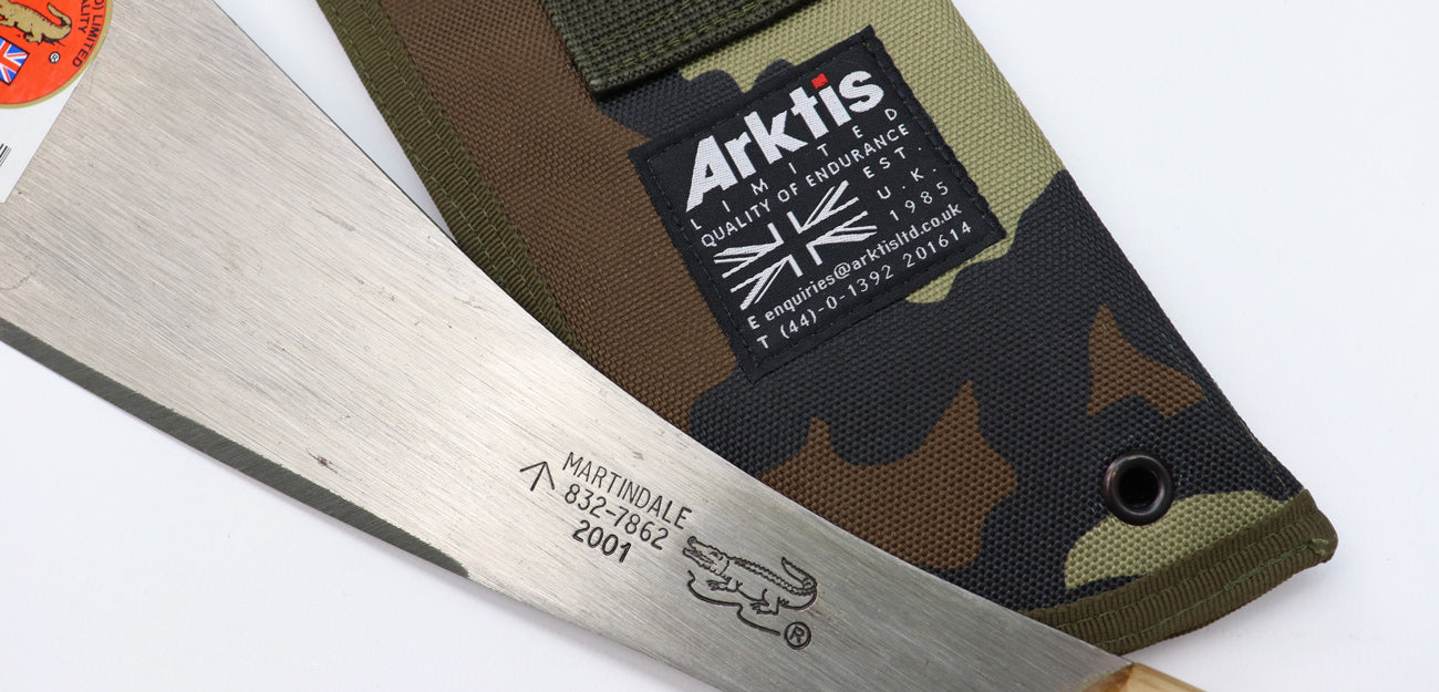 From The Arkhives – Dutch Marine Corps Machete Sheath