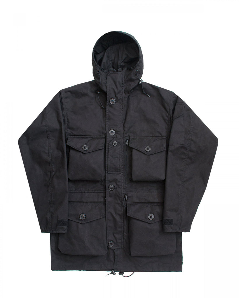B310 Waterproof Combat Smock - Black - Arktis