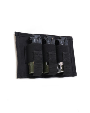 GRM03 - Treble Flash Bang MOLLE Pouch - Black - Arktis