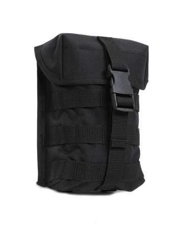 MDM01 Medium Utility Pouch AMS - Black