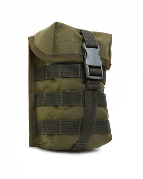 MDM01 Medium Utility MOLLE Pouch - Olive Green - Arktis