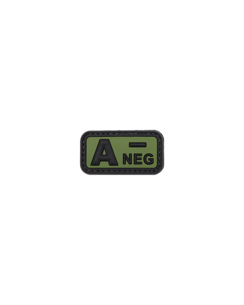 A- (Neg) Blood Type Patch