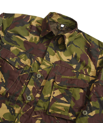 A110 Hot Climate Shirt - British DPM - Arktis
