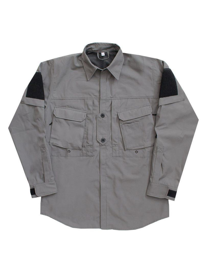 A110 Hot Climate Shirt - Grey - Arktis
